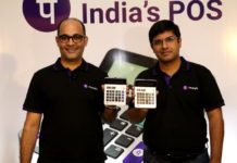 Sameer Nigam (L), Co-founder & CEO and Rahul Chari (R), Co-founder & CTO...