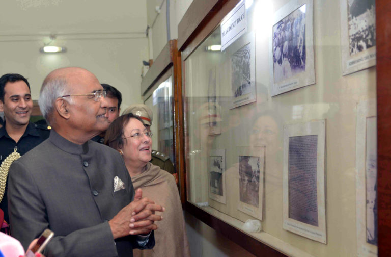 Rashtrapati Bhavan will be open for public viewing for four days a week from tomorrow
