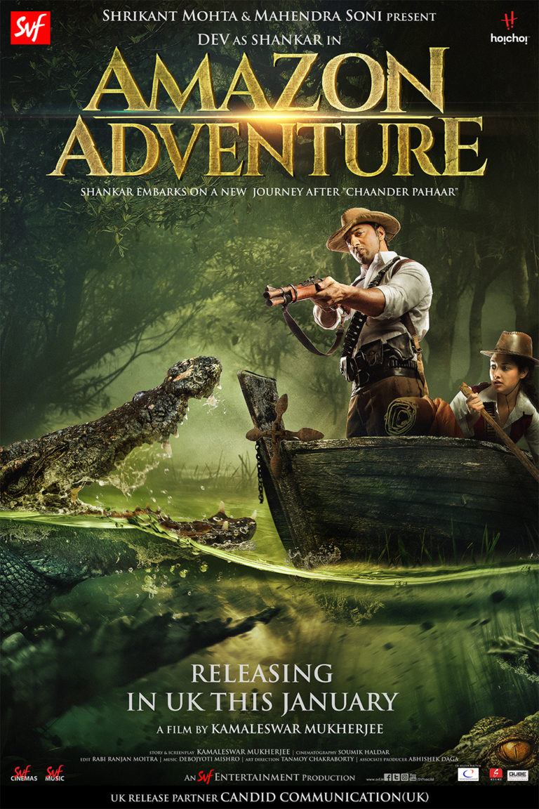Bengal to conquer Britain with the film Amazon Obhijaan – Biggest ever theatrical release for a Bengali film in the UK