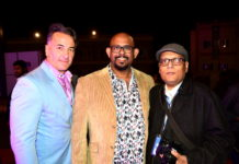 Indywood Film Festival Day 2 - Kaushik Das & The Directer of Australian Film with Suman Munshi