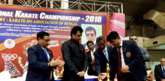 Karate Association of Bengal hosts the Kai Senior National Karate Championship 2018
