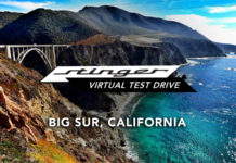 Kia Motors America 4D Virtual Test Drive Big Sur