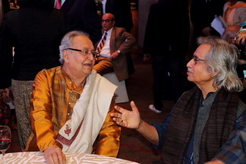 Soumitra Chatterjee - French Award Night 6