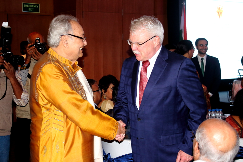 Soumitra Chatterjee - French Award Night
