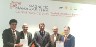 Raymond Group signs two MoU's with Government of Maharashtra for Rs.425 ...