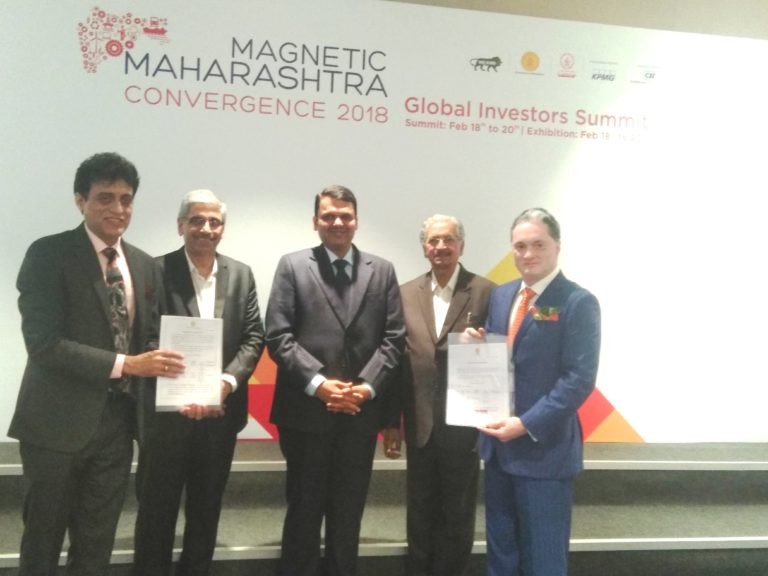 Real Estate Update – Raymond Group signs two MoU's with Government of Maharashtrafor Rs.425 crore