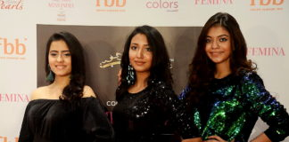 Rhea Patranabis, Prarthna Sarkar and Monisha Sen Golden Ticket winner from West Bengal of Fbb Colors FEMINA MISS INDIA 2018_1