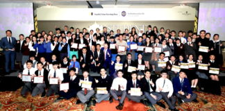 Student of the Year Awards Spotlight Exemplary Young Talent - The South China Morning Post celebrated the 37th annual Student of the Year Awards on Saturday 17 Mar 2018