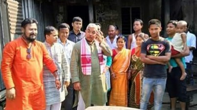 Dilip Ghosh - BJP state President West Bengal