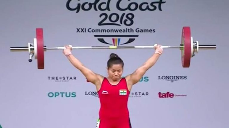 PM congratulates India's contingent at the 2018 Commonwealth Games