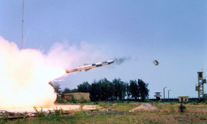 On May 21, 2018, the Brahmos, supersonic cruise missile successfully fired from Integrated Test Range (ITR) in Balasore, Odisha as part of a service life extension program.