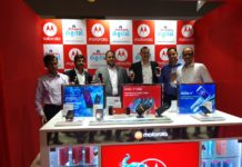 Moto Hub experience across Reliance Digital and MyJio stores