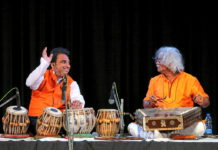 Santoor Maestro, Pandit Tarun Bhattacharya & Tabla Virtuoso, Pandit Prodyut Mukherjee Presents A New Raga 'GANGA' - Their Performance Mesmerises The City of Joy