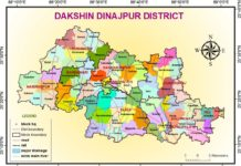 South Dinajpur Dist Map