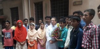 Students of Al Amin Mission