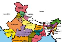 Indian Map