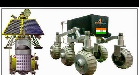 Indian aspiration for Moon - Chandrayaan-II Mission by ISRO will deploy a rover on the lunar surface