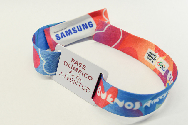 First Youth Olympic Passes distributed – Hundreds of people got their Buenos Aires 2018 Youth Olympic Pass on Saturday,