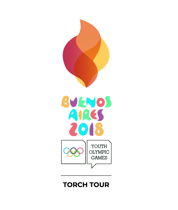 Argentine cyclists Valentina Muñoz and Yoel Vargas to carry flame during lighting ceremony in Athens