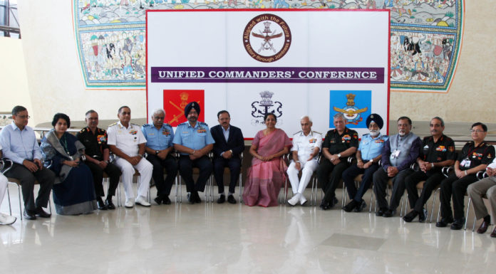 Unified Commanders' Conference 2018