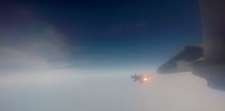 ASTRA, the indigenously developed Beyond Visual Range Air-to-Air Missile (BVRAAM), successfully test fired by the Indian Air Force from Su-30 aircraft, from Air Force Station, Kalaikunda on September 26, 2018.