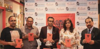 Author Mahul Dark Luxe Launch panel