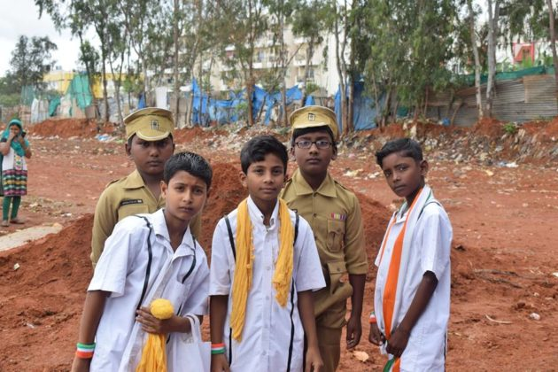 POTHER DAABI SCHOOL FOR POOR KIDS AT BANGALORE 10