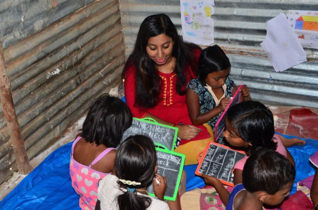 POTHER DAABI SCHOOL FOR POOR KIDS AT BANGALORE 4