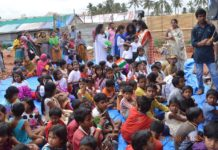 POTHER DAABI SCHOOL FOR POOR KIDS AT BANGALORE 7