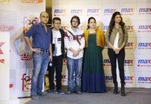 """Max Fashion unveils its Winter Collection with Team """"Generation Aami"""""""