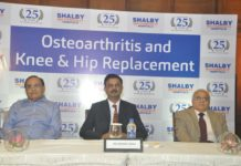 Shalby Hospitals Ahmedabad on Osteoarthritis & Knee and Hip Surgery