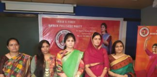 Dr Swetha Shetty, MBBS,Chairperson, National Women's Party
