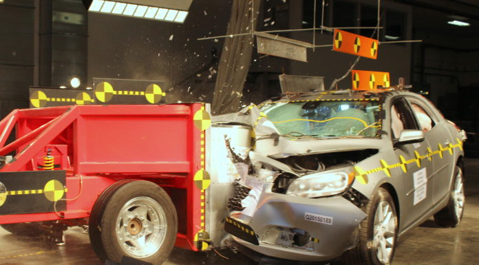 The National Highway Traffic Safety Administration (NHTSA) - Crash Test