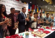 "Deep Prakashan launched the book ""Misti Magic O Balaram Mullicker Galpo"""