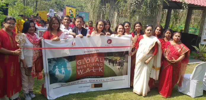 Rakshak Foundation and Vital Voices joined hand on International Women's Day