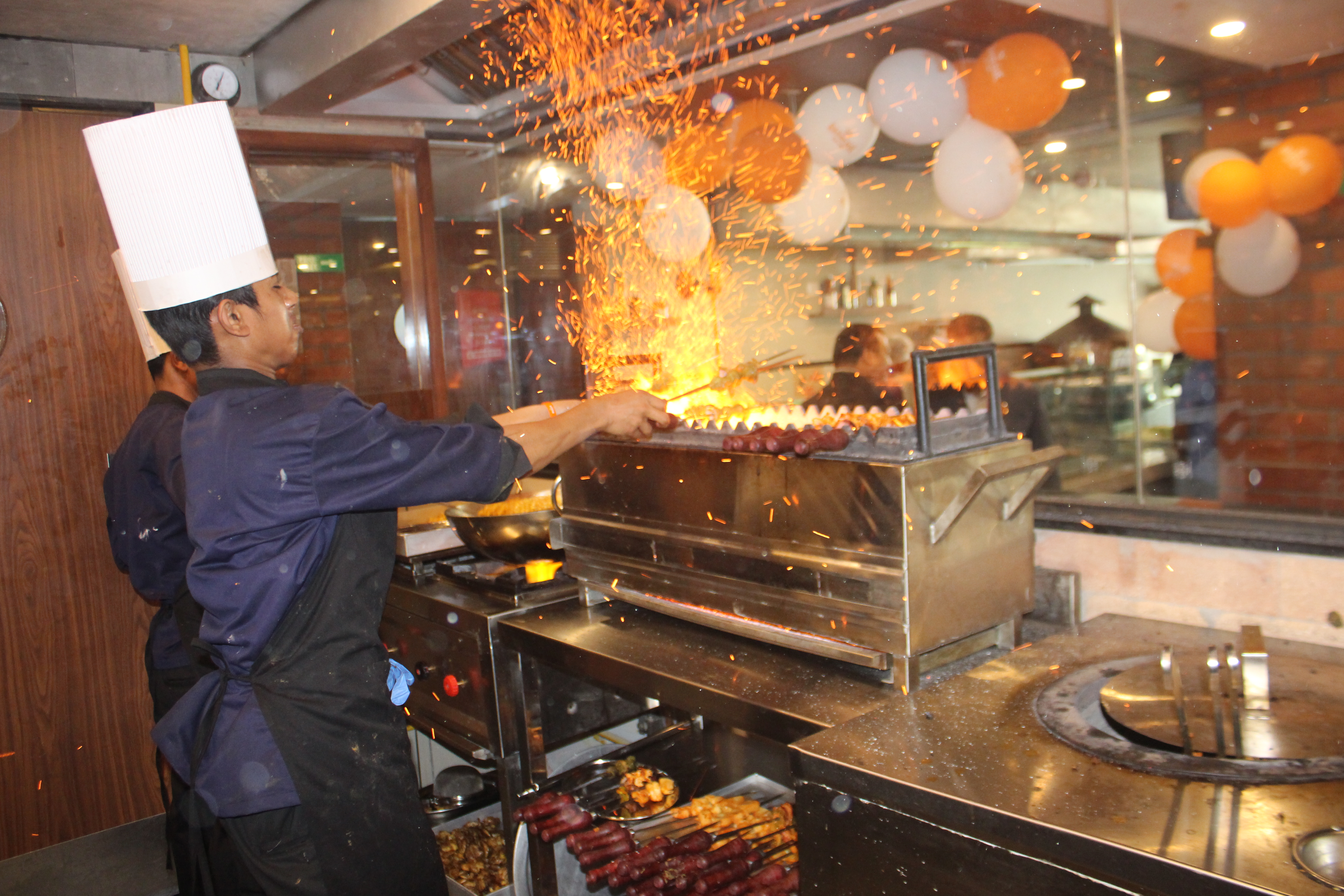 Barbeque Nation New Outlet Inaugurated At City Center 2 Ibg News