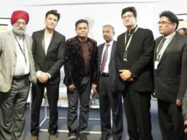 AR Rahman visits India Pavilion at Cannes