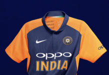 Nike Cricket Away Kit for Team India
