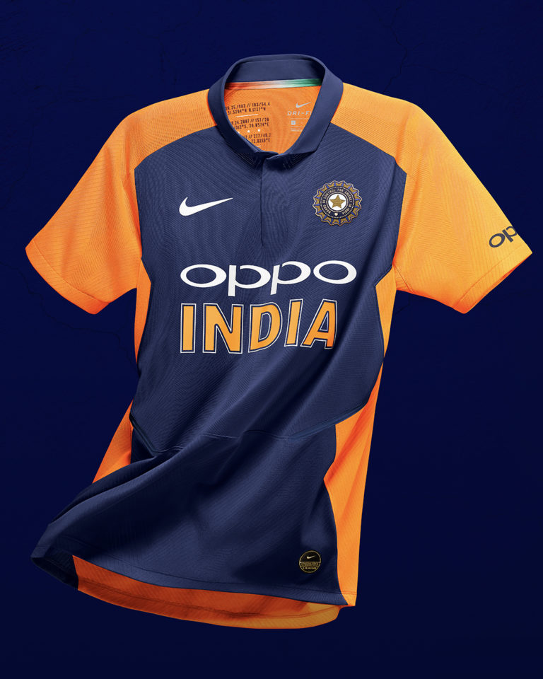 TEAM INDIA TO DEBUT NEW AWAY KIT AGAINST ENGLAND
