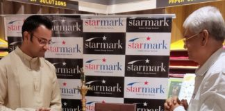 Starmark hosts the launch of the Gita