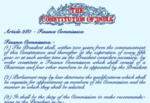 Finance Commission of Inda