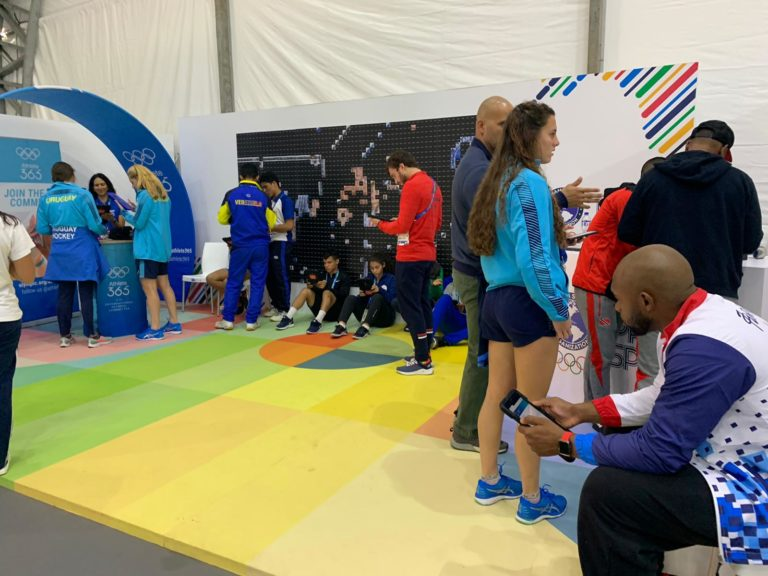ELECTIONS BEGIN FOR PANAM SPORTS ATHLETE COMMISSION