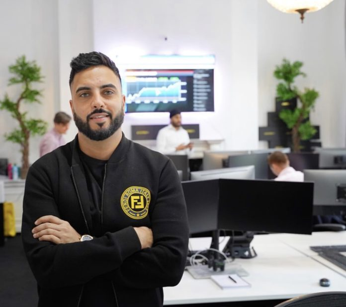 Read how Aman Natt completely changed the game of Forex business