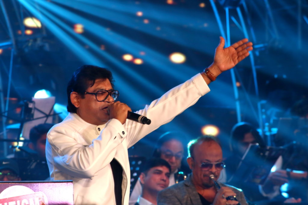 Amit Kumar at Tomay Poreche Event 3