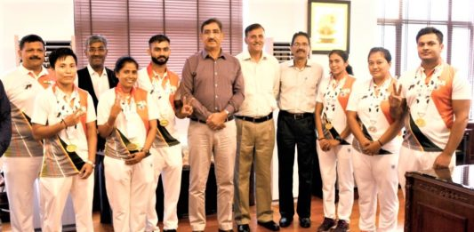 CISF makes the nation proud by winning 5 Gold, 3 Silver and 2 Bronze Medals in World Police and Fire Games at Chengdu, China