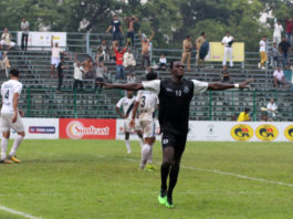 Mohammedan Sporting Club thrashed Indian Navy 6-2 to revive their hopes of a semifinal place in Durand Cup