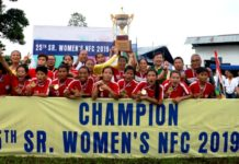 MANIPUR LIFT HERO SR WOMEN'S NFC CROWN AFTER HARD-FOUGHT FINAL