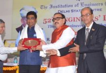 The Institution of Engineers - Eminent Engineers Award 2019