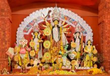 Durga Puja at South Dinajpur