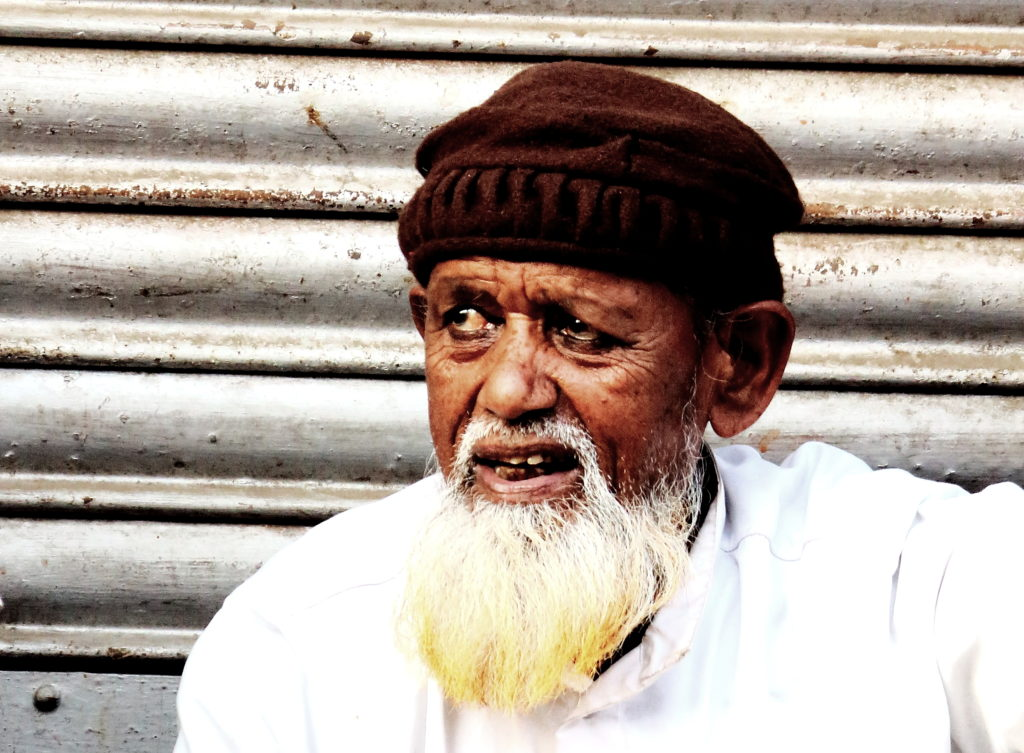 The waiting #smile #life #waiting #oldman #mistake An oldman waiting for the destiny call with a tongue twisted for the mistakes made in the journey called life - By Suman Munshi